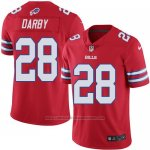 Camiseta Buffalo Bills Darby Rojo Nike Legend NFL Hombre