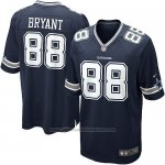 Camiseta Dallas Cowboys Bryant Negro Nike Game NFL Nino