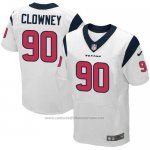 Camiseta Houston Texans Clowney Blanco Nike Elite NFL Hombre