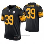 Camiseta NFL Legend Pittsburgh Steelers Minkah Fitzpatrick Color Rush Negro