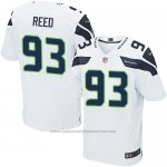 Camiseta Seattle Seahawks Reed Blanco Nike Elite NFL Hombre