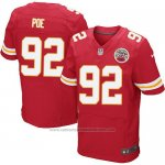 Camiseta Kansas City Chiefs Poe Rojo Nike Elite NFL Hombre