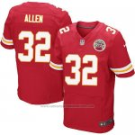 Camiseta Kansas City Chiefs Allen Rojo Nike Elite NFL Hombre