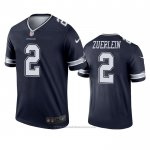 Camiseta NFL Legend Dallas Cowboys Greg Zuerlein Azul