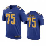 Camiseta NFL Legend Los Angeles Chargers Bryan Bulaga Azul Color Rush