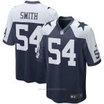 Camiseta NFL Game Dallas Cowboys Jaylon Smith Alterno Azul