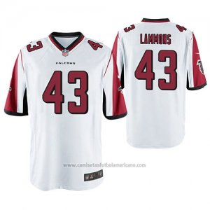Camiseta NFL Game Atlanta Falcons Chris Lammons Blanco