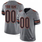 Camiseta NFL Legend Chicago Bears Personalizada Gris