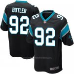 Camiseta Carolina Panthers Butler Negro Nike Game NFL Nino