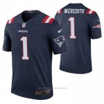Camiseta NFL Legend New England Patriots Legend Cameron Meredith Color Rush Azul