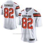 Camiseta Cleveland Browns Barnidge Blanco Nike Game NFL Hombre
