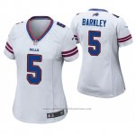 Camiseta NFL Game Mujer Buffalo Bills Matt Barkley Blanco