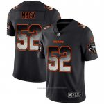 Camiseta NFL Limited Chicago Bears Mack Smoke Fashion Negro