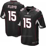 Camiseta Arizona Cardinals Floyd Negro Nike Game NFL Hombre