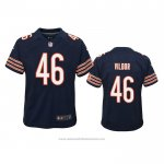 Camiseta NFL Game Nino Chicago Bears Kindle Vildor Azul