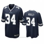 Camiseta NFL Game Dallas Cowboys Daryl Worley Azul