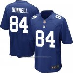 Camiseta New York Giants Donnell Azul Nike Game NFL Hombre
