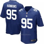 Camiseta New York Giants Hankins Azul Nike Game NFL Nino