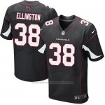 Camiseta Arizona Cardinals Ellington Negro Nike Elite NFL Hombre