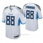 Camiseta NFL Game Hombre Tennessee Titans Keith Towbridge Blanco