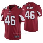 Camiseta NFL Limited Arizona Cardinals Aaron Brewer Vapor Untouchable