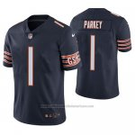 Camiseta NFL Limited Chicago Bears Cody Parkey Azul Vapor Untouchable