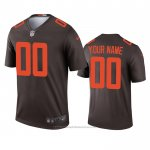 Camiseta NFL Legend Cleveland Browns Personalizada Alterno 2020 Marron