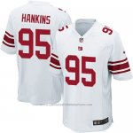 Camiseta New York Giants Hankins Blanco Nike Game NFL Nino