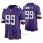 Camiseta NFL Game Hombre Minnesota Vikings Danielle Hunter Violeta