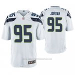 Camiseta NFL Game Seattle Seahawks Dion Jordan Blanco