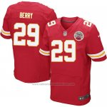 Camiseta Kansas City Chiefs Berry Rojo Nike Elite NFL Hombre