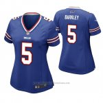 Camiseta NFL Game Mujer Buffalo Bills Matt Barkley Azul
