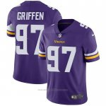 Camiseta NFL Game Minnesota Vikings 97 Everson Griffen Violeta