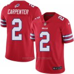 Camiseta Buffalo Bills Carpenter Rojo Nike Legend NFL Hombre