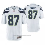 Camiseta NFL Game Seattle Seahawks Darrell Daniels Blanco