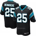 Camiseta Carolina Panthers Benwikere Negro Nike Game NFL Nino