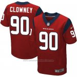 Camiseta Houston Texans Clowney Rojo Nike Elite NFL Hombre