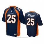 Camiseta NFL Game Denver Broncos Melvin Gordon Azul
