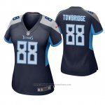 Camiseta NFL Game Mujer Tennessee Titans Keith Towbridge Azul