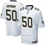 Camiseta New Orleans Saints Anthony Blanco Nike Game NFL Hombre
