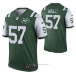 Camiseta NFL Legend New York Jets C.j. Mosley Verde