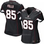 Camiseta Arizona Cardinals Fells Negro Nike Game NFL Mujer