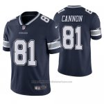 Camiseta NFL Limited Dallas Cowboys K. D. Cannon Azul Vapor Untouchable