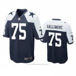Camiseta NFL Game Dallas Cowboys Neville Gallimore Alterno Azul