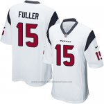 Camiseta Houston Texans Fuller Blanco Nike Game NFL Hombre