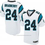Camiseta Carolina Panthers Bradberry Blanco Nike Elite NFL Hombre