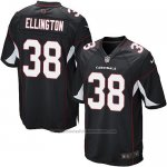 Camiseta Arizona Cardinals Ellington Negro Nike Game NFL Hombre
