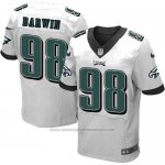 Camiseta Philadelphia Eagles Barwin Blanco Nike Elite NFL Hombre