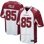 Camiseta Arizona Cardinals Fells Blanco Rojo Nike Game NFL Hombre