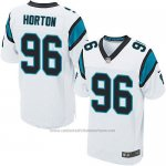 Camiseta Carolina Panthers Horton Blanco Nike Elite NFL Hombre